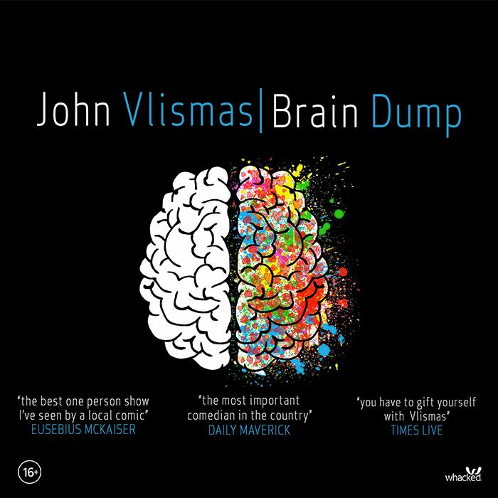 2018 | John Vlismas – Brain Dump