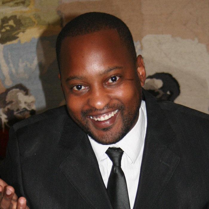 Tshepo Mogale