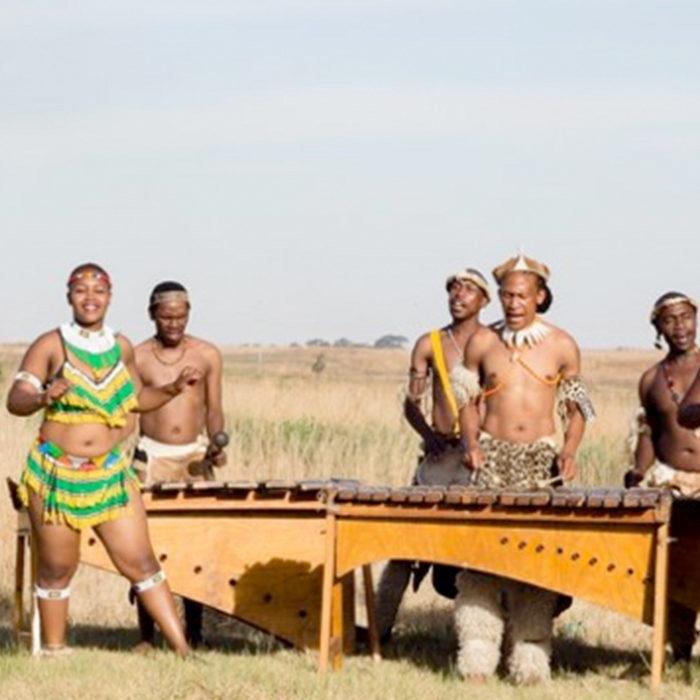 African Marimba Bands