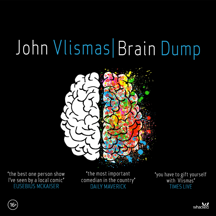 2018   John Vlismas – Brain Dump