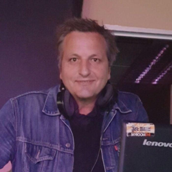DJ Martin Thomas