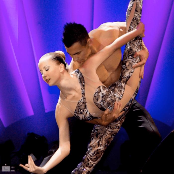 Adage Dancers